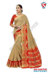 Wedding Uniform Sarees Retailer