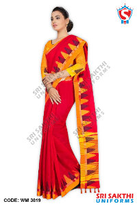 Wedding Uniform Sarees Supplier