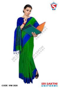 Wedding Uniform Sarees Wholesaler