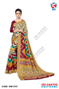 Wedding Uniform Sarees
