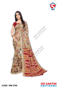 Women Cotton Sarees