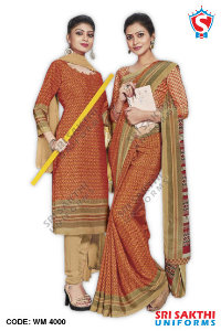 Womens Uniform Chudithars Catalogs