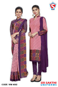 Womens Uniform Chudithars Dealers