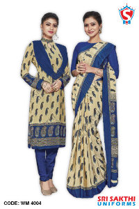 Womens Uniform Chudithars Manufacturer